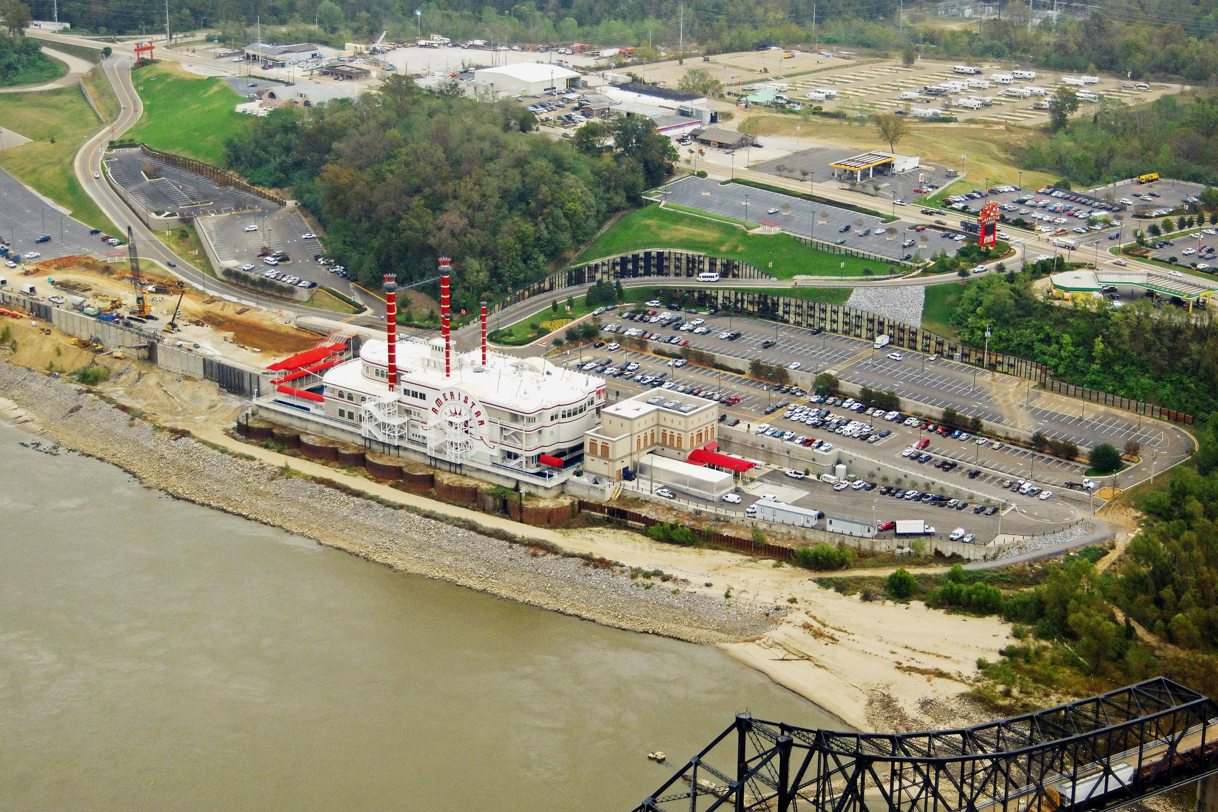 Ameristar Casino Vicksburg in Vicksburg, MS, United States