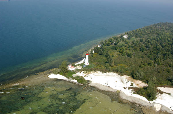 Main Duck Island Light