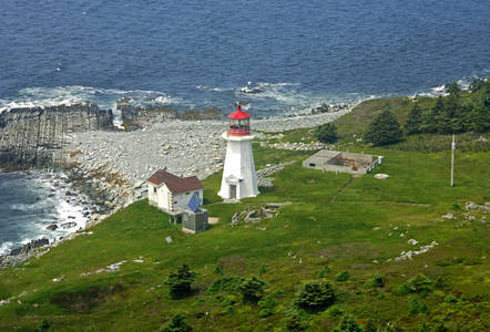 Liscomb Island Light