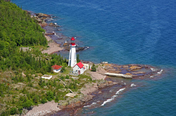 Michipicoten Island East End Lighthouse