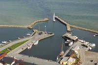 Asaa Harbor Inlet