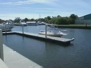 Dry Slip For Sale In Tarpon Springs, Florida!