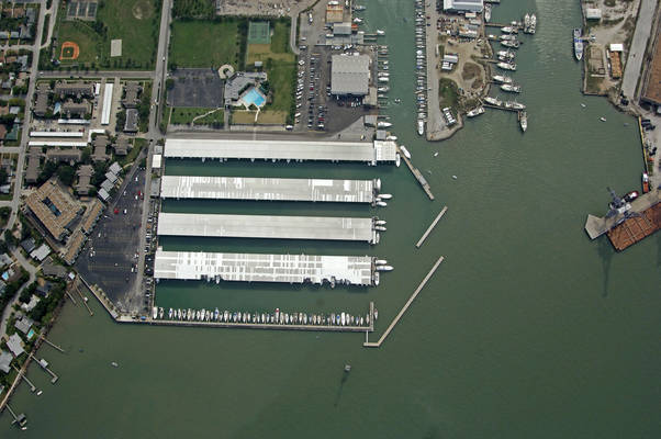 Galveston Yacht Basin