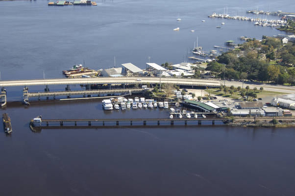 Trout River Pier 68 Marina