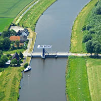 Winschoeterdiep Canal Bridge 6