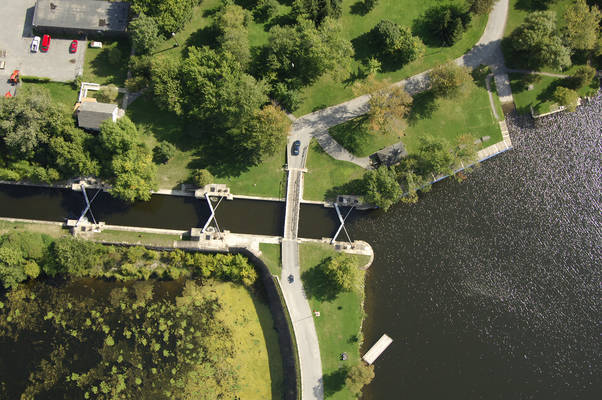 Rideau River Lock 16