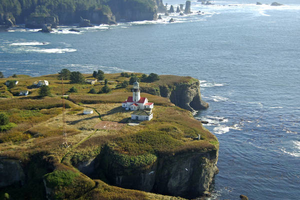 Cape Flattery Light