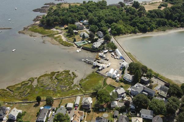 Winter Island Yacht Yard