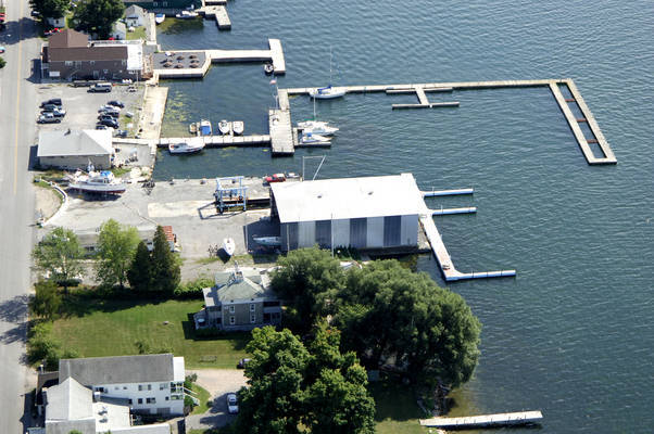 West View Lodge & Marina