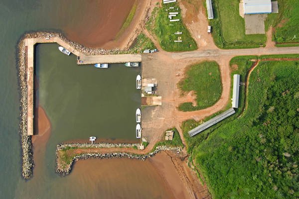 Cape Egmont Fishing Cove Harbour