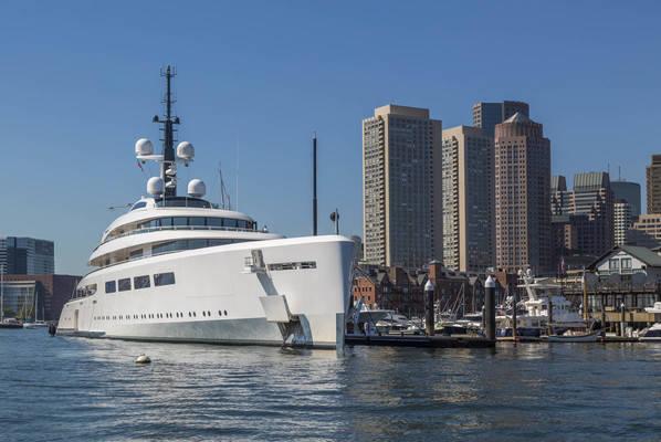 Boston Yacht Haven Inn and Marina