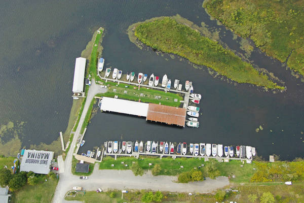 Moorings Marina at Snug Harbour