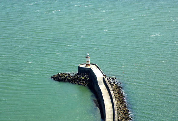 Newhaven Breakwater Light