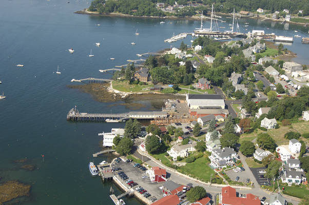 Bristol Marine at The Shipyard in Boothbay Harbor