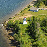 Great Bras D'Or Front Range Lighthouse