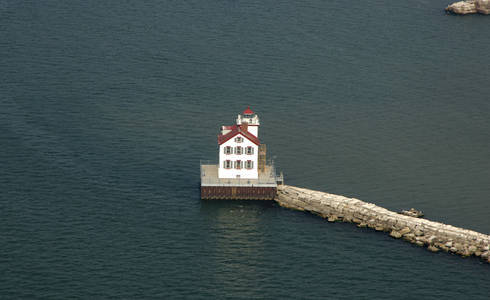 Black River Light (Lorain Lighthouse)