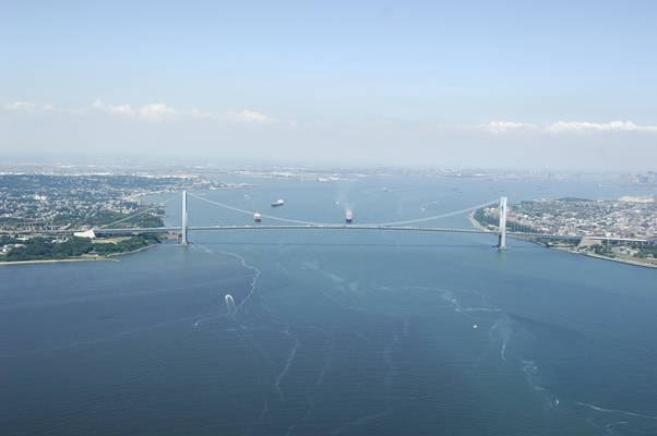 Verrazano Narrows Inlet