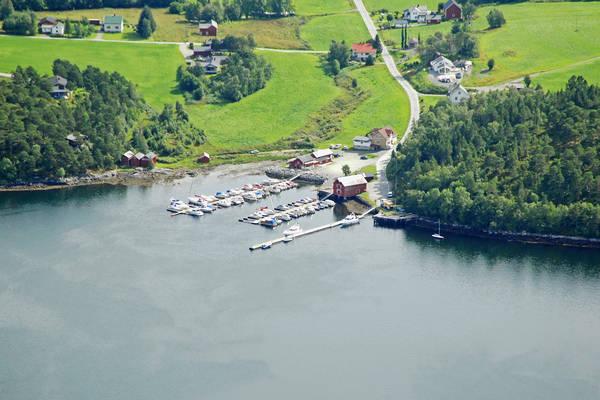 Hellandsjoen Marina