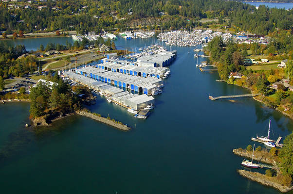 North Saanich Marina