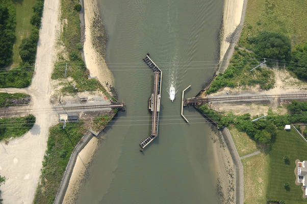 Southern RailRoad of New Jersey Swing Bridge