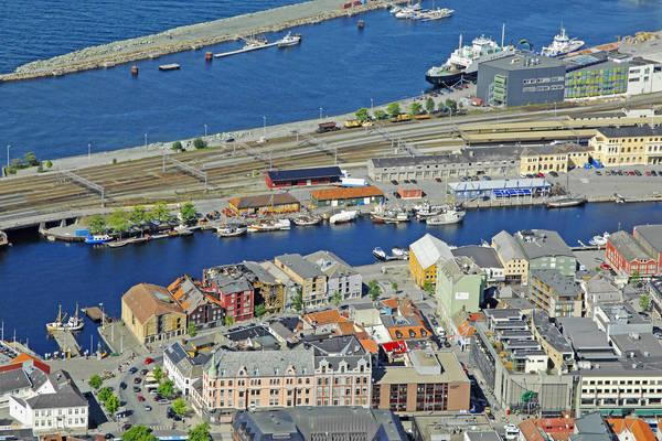 Trondheim Fosen Kaia Yacht Harbour