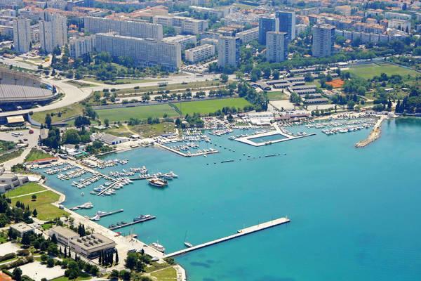 Sportska Lucica Poljud Yacht Club