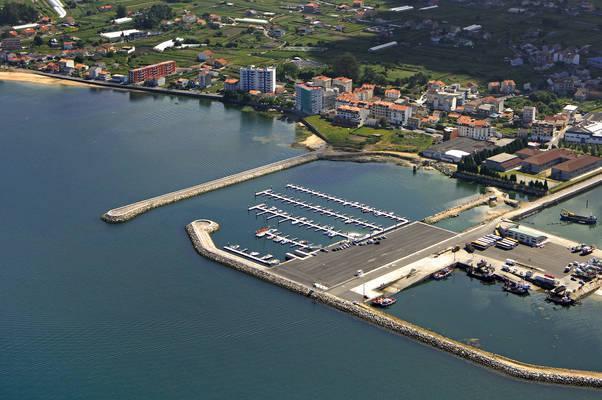 Puerto De Vilanova De Arousa Marina