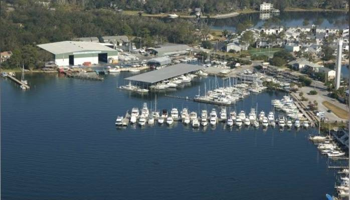 Two Georges Marina and Boatyard