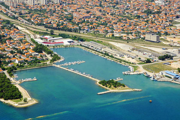 Zadar Uvala Bregdetti Marina