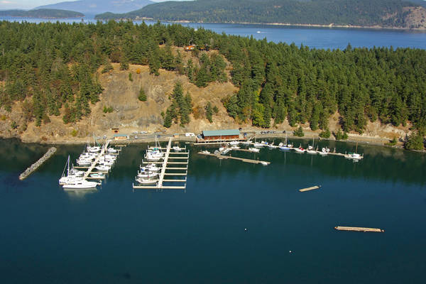 Spencer's Landing Marina
