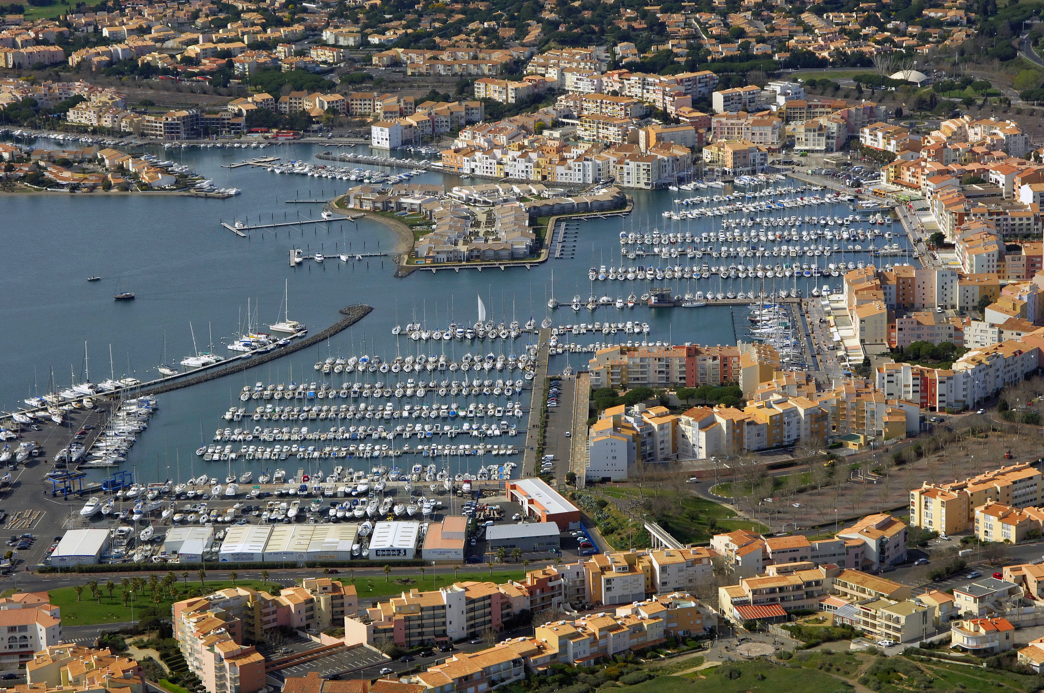 Pictures cap d agde Going as