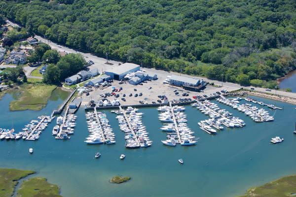 Brewer Green Harbor Marina