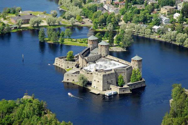 Savonlinna Olavinlinna Castle