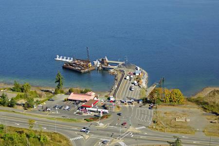 Buckley Bay Ferry
