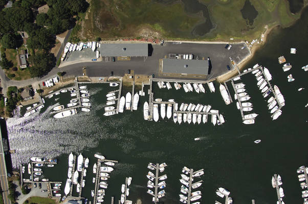 Oyster Harbors Marine