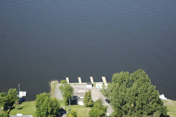 Treadwell Public Dock