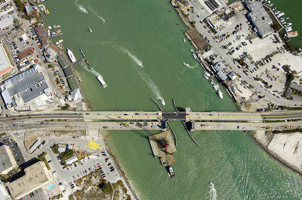 Johns Pass Bascule Bridge