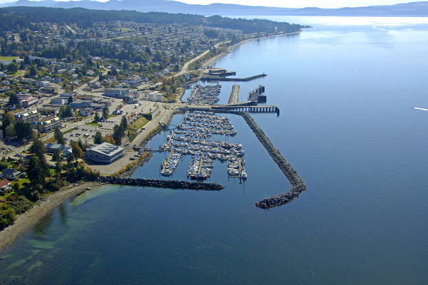 Powell River Westview Harbour