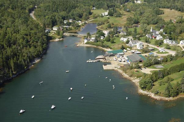 Webber's Cove Boatyard