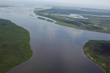 Ogeechee River Inlet