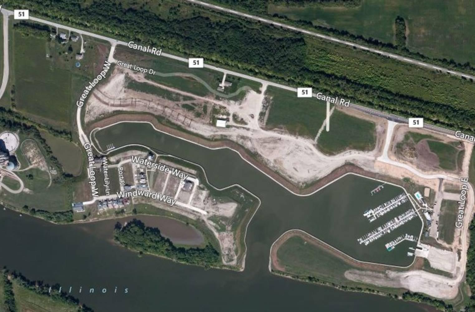 Heritage Harbor Ottawa Slip Dock Mooring Reservations