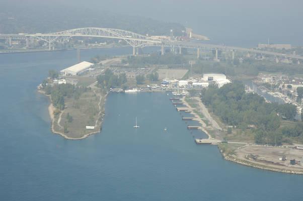 Sarnia Harbor Inlet