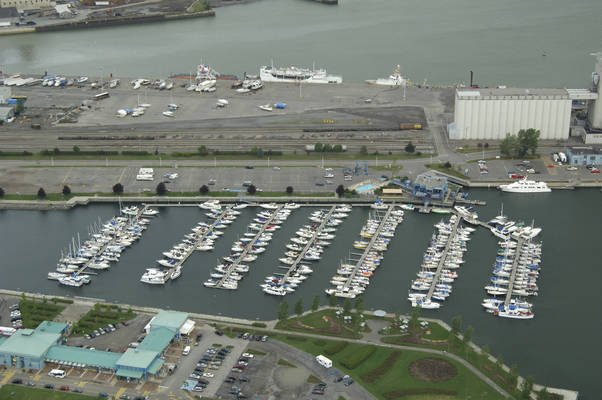 Port Of Quebec Marina