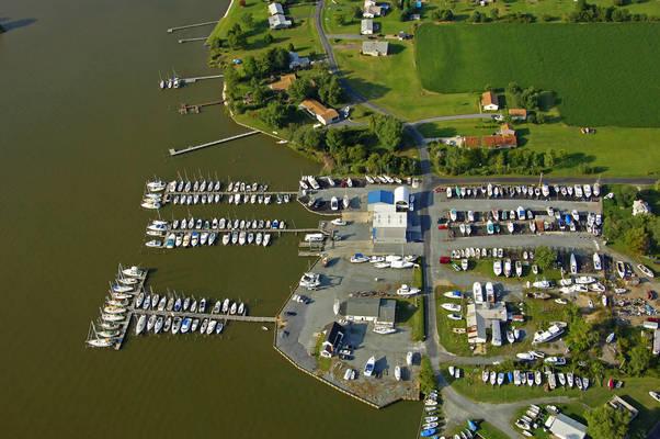 Clarks Landing Chester Marine Center