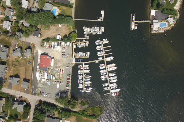 Frank C Pettis III Boat Yard
