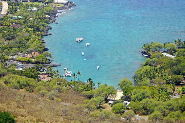 Keauhou Bay and Harbor