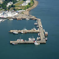 Port Of Digby Fisherman's Wharf Harbour