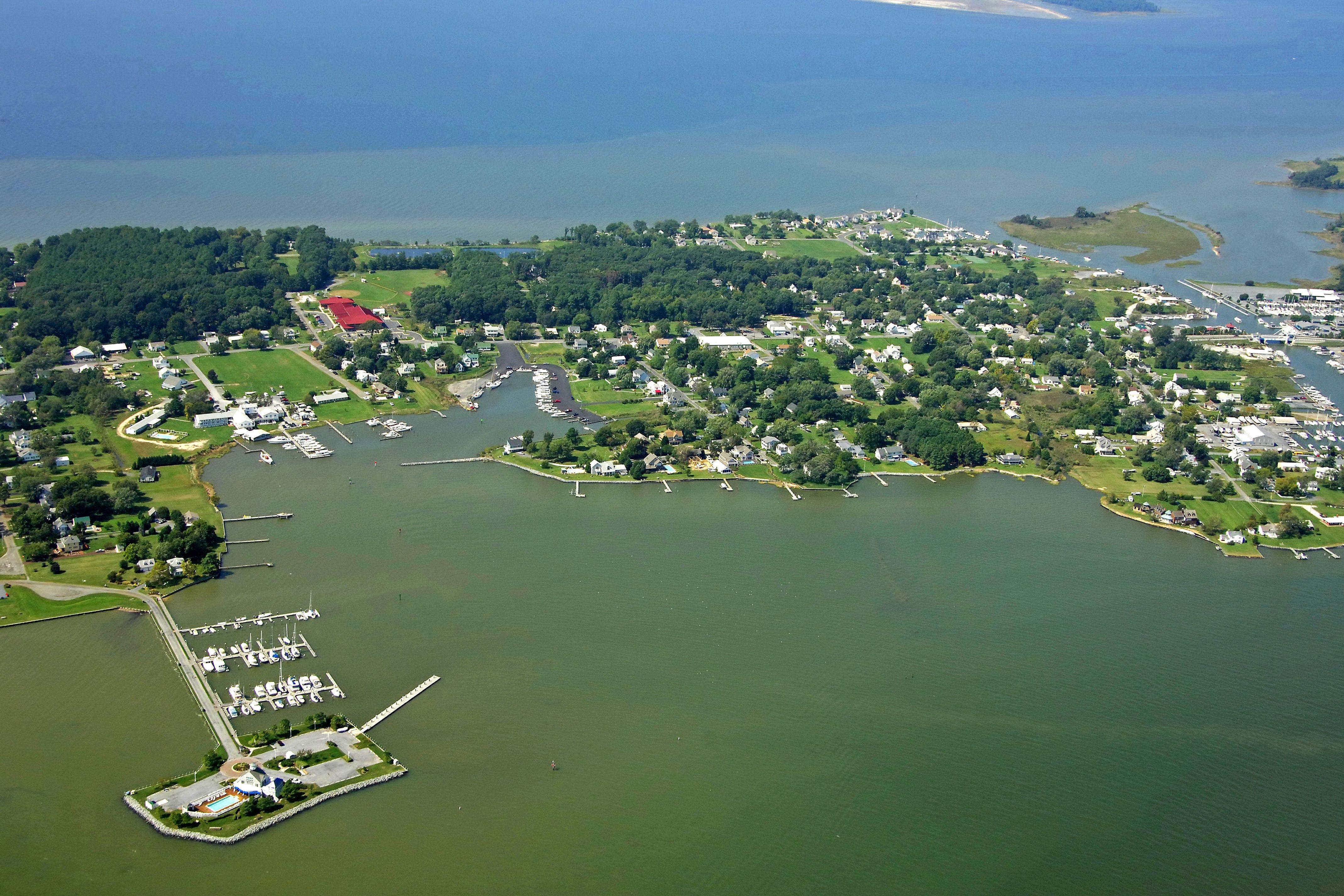 Tilghman Island Harbor In Md United States Harbor Reviews Phone Number Marinas Com