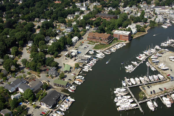 Mystic Downtown Marina
