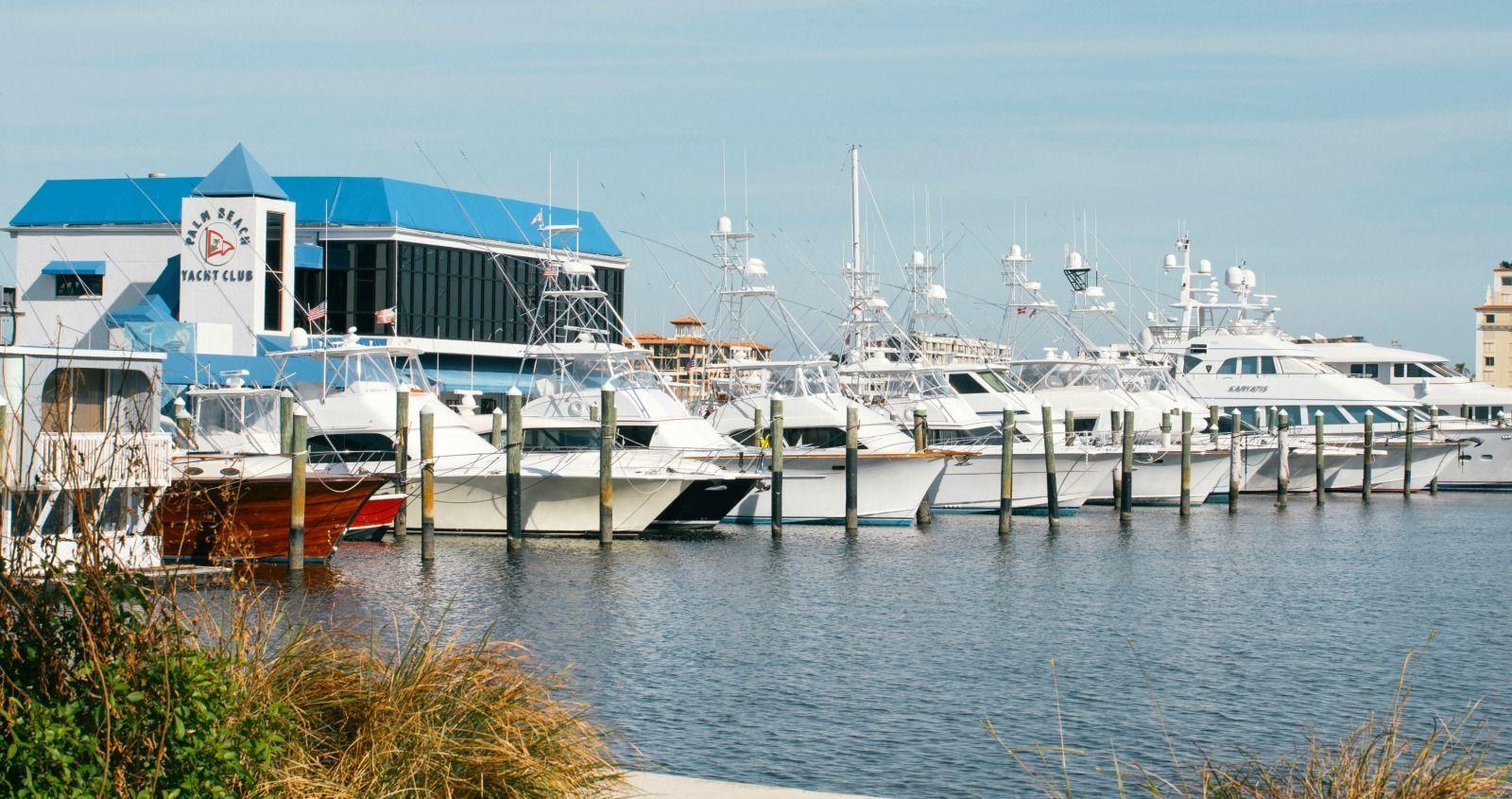 Palm Beach Yacht Club & Marina in West Palm Beach, FL